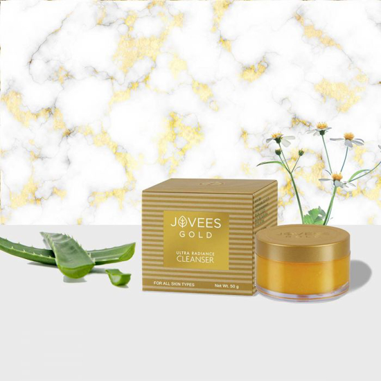 Picture of 24K Gold Ultra Radiance Cleanser-50g