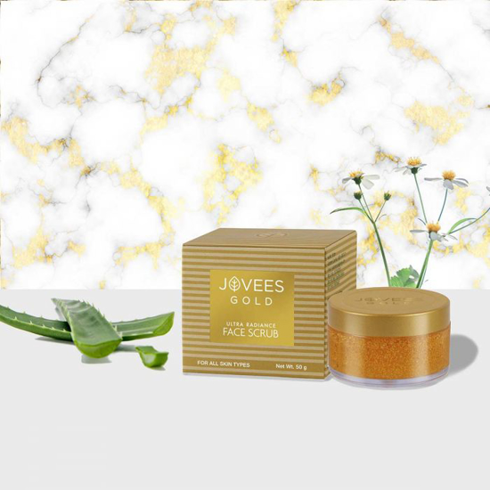 Picture of 24K Gold Ultra Radiance Face Scrub-50g