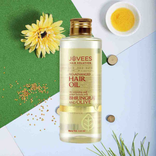 Picture of Bhringaraj And Olive Bio Advanced Hair Oil-200ml