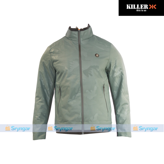 Picture of Long Sleeves High Neck Jacket