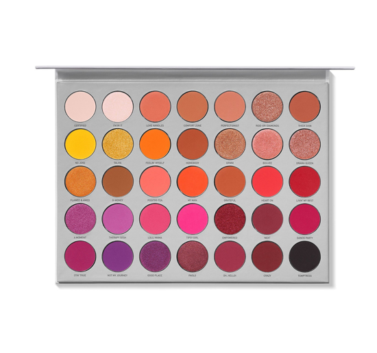 Picture of Morphe Jacklyn Hill Vol 2 Palette