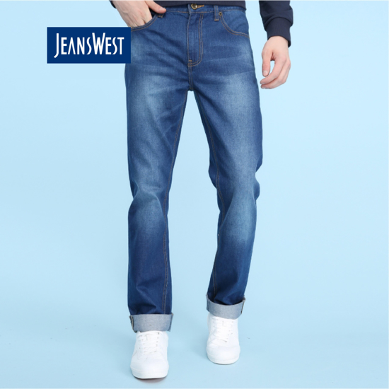 Picture of Jeanswest Blue Jeans For Men