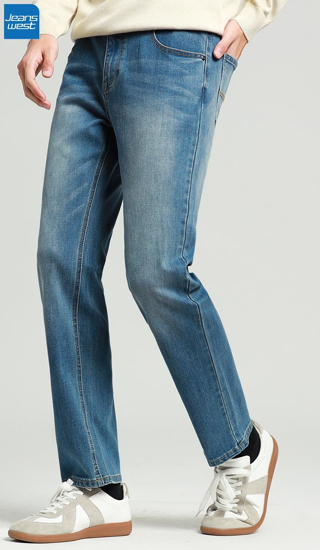 Picture of Jeanswest Lt.Blue Jeans For Men