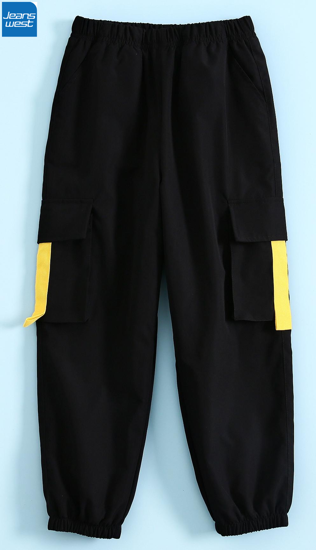 Picture of Jeanswest Black Jogger For Boy