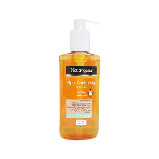 Picture of Neutrogena Spot Controlling Facial Wash- 200ml