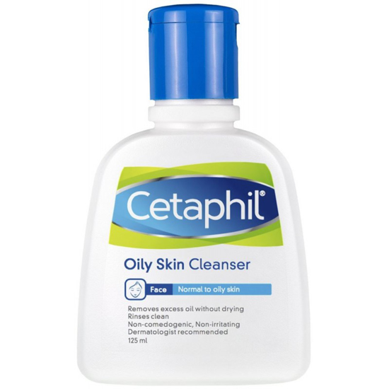 Picture of Cetaphil Oily Skin Cleanser- 125ml (ktm)