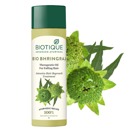 Picture of Biotique Advanced Bio Bhringraj Oil 120Ml
