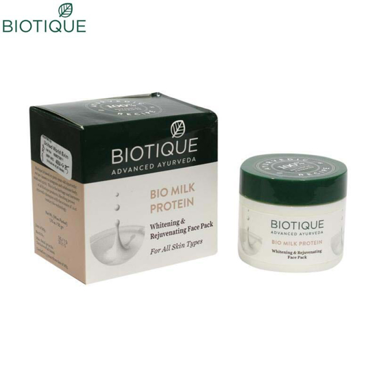 Picture of Biotique Advanced Bio Milh Protein Cream - 50 Gm