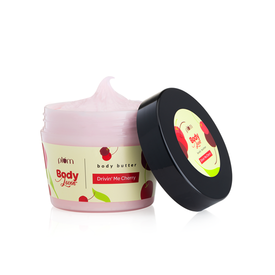 Picture of Plum BodyLoving'Drivin 'Me Cherry Body Butter 200g