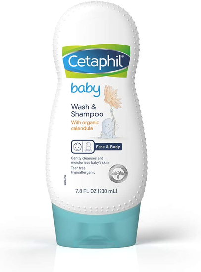 Picture of Cetaphil Baby Wash & Shampoo 230ml