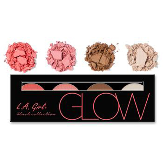 Picture of beauty brick blush collection - glow