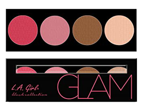 Picture of beauty brick blush collection - glam