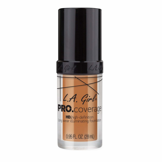 Picture of Pro Coverage Foundation - Tan