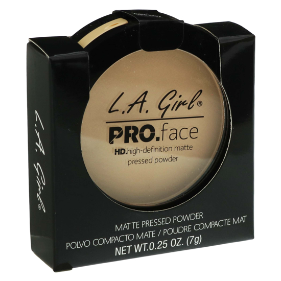 Picture of La Girl Pro Face Pressed Powder - Classic Ivory