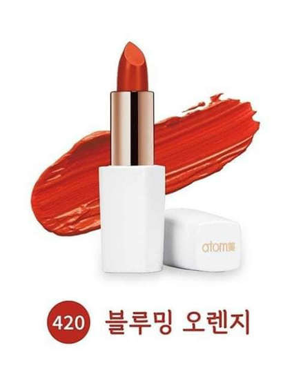Picture of Atomy Blooming Orange Lipstick -420