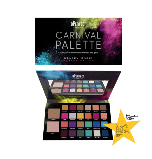 Picture of B- Perfect CARNIVAL PALETTE