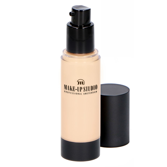 Picture of Make Up Studio Fluid Make-Up No Transfer Vanilla - 35ml