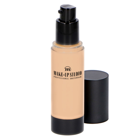 Picture of Make Up Studio Fluid Make-Up No Transfer WB1 Pale Yellow- 35ml