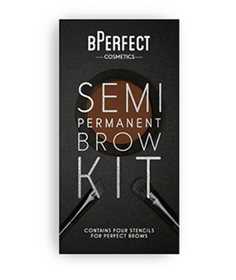Picture of B- Perfect Semi Permanent brow kit- CHARCOAL