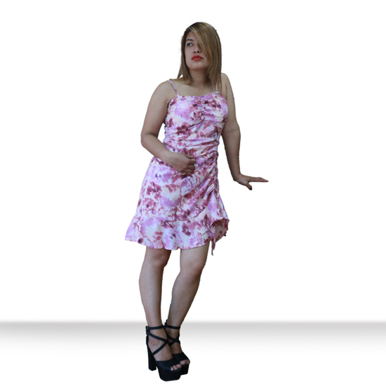 Picture of Floral Midi Dress