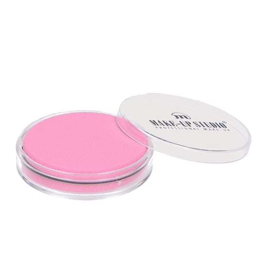 Picture of Round Buffed Spong Dark Pink