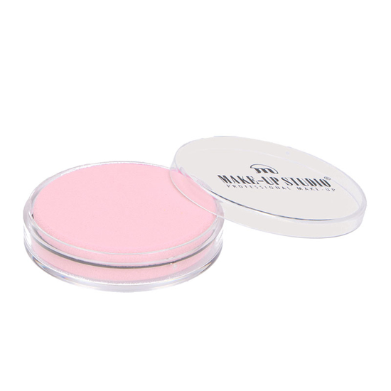Picture of Round Buffed Spong Light Pink
