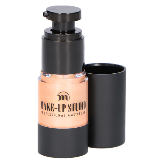 Picture of Make Up Studio Shimmer Effect Gold- 15ml