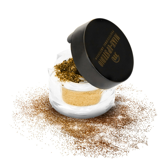 Picture of Make Up Studio Shiny Effect Gold