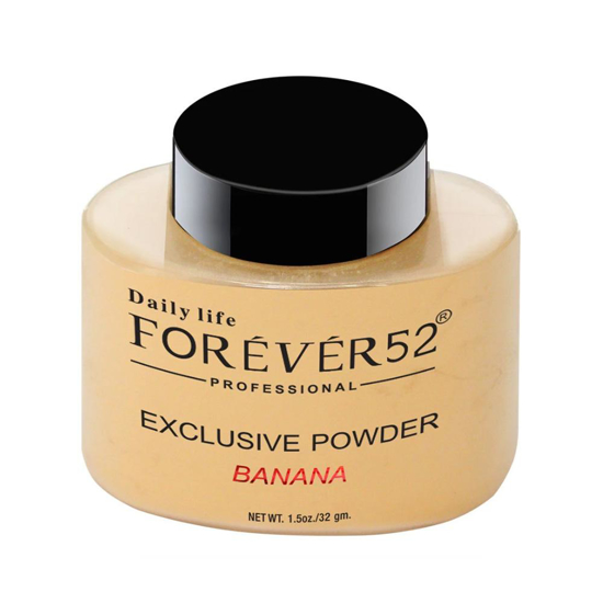 Picture of Forever 52- EXCLUSIVE POWDER BANANA FBE001
