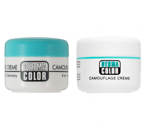 Picture of Kryolan Dermacolor Camouflage Cream Refill- 4gm ALL SHADES  (D4)