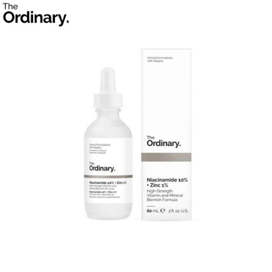 Picture of The Ordinary Niacinamide 10% + Zinc 1% (GC)