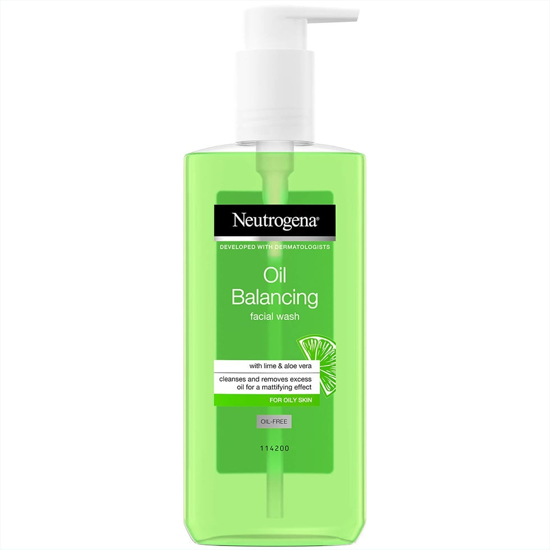Picture of Neutrogena Oil Balancing Facial Wash