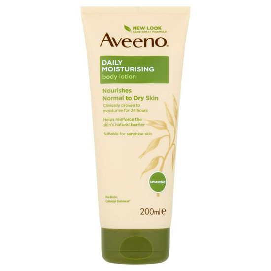 Picture of Aveeno Body Lotion 200ml (Bee)
