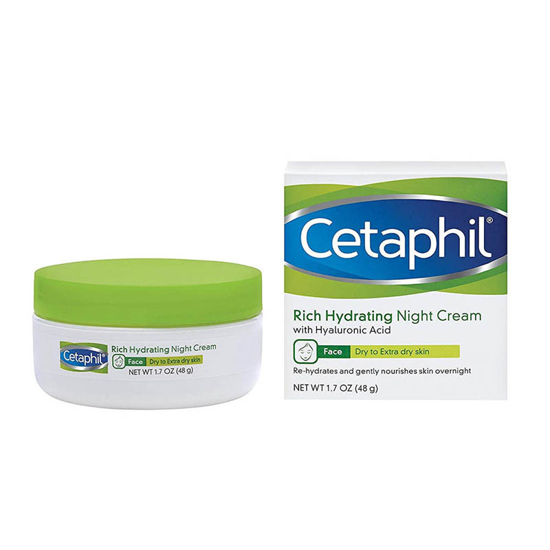 Picture of Cetaphil Rich Hydrating Night Cream 48ml