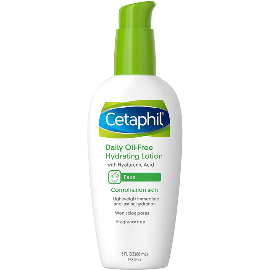 Picture of Cetaphil Daily Oil Free Hydrating Lotion 88ml
