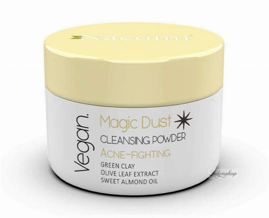 Picture of Nacomi Magic Dust Cleansing Powder Acne-Fighting 20gm