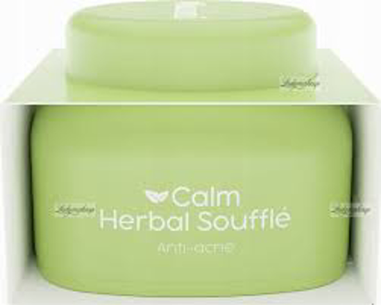 Picture of Nacomi Calm Herbal Souffle - pore-minimizing and acne - fighting cream 50ml
