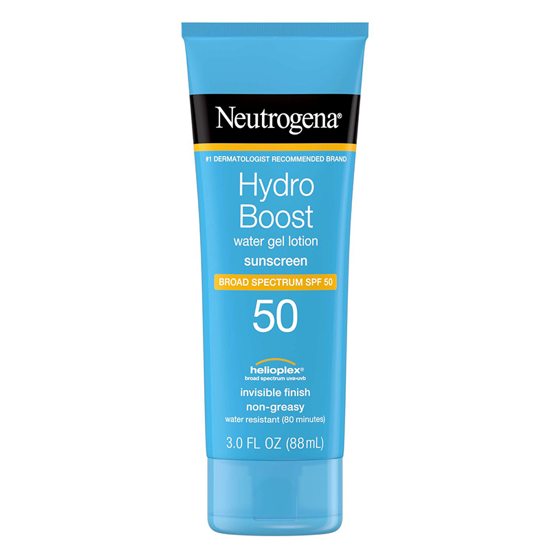 Picture of Neutrogena Hydro Boost Water Gel Lotion SPF 50 (GC)