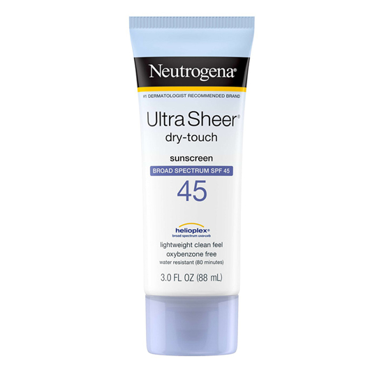 Picture of Neutrogena Ultra Sheer® Dry-Touch Sunscreen Broad Spectrum SPF 45 (GC)