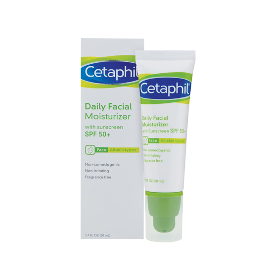 Picture of Cetaphil Daily Facial Moisturizer SPF 50 50ml (GC)