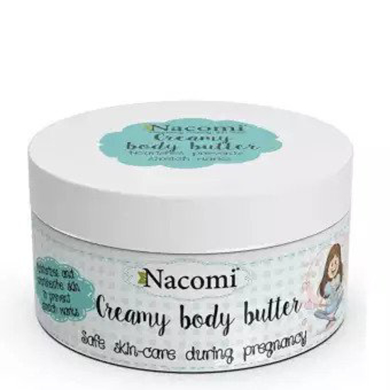 Picture of Nacomi Body Butter Creamy - pregnent women 100g