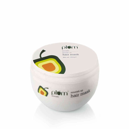 Picture of Plum Avocado Nourish-Up Hair Mask 250gm