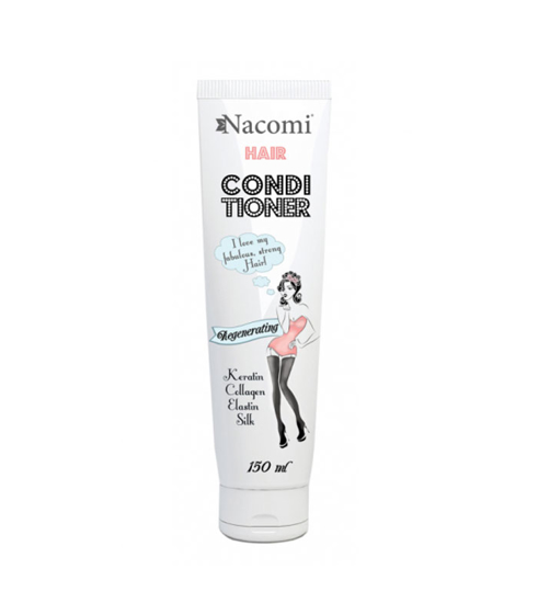 Picture of Nacomi Natural Conditioner - Regenerating and nourishing hair 150ml