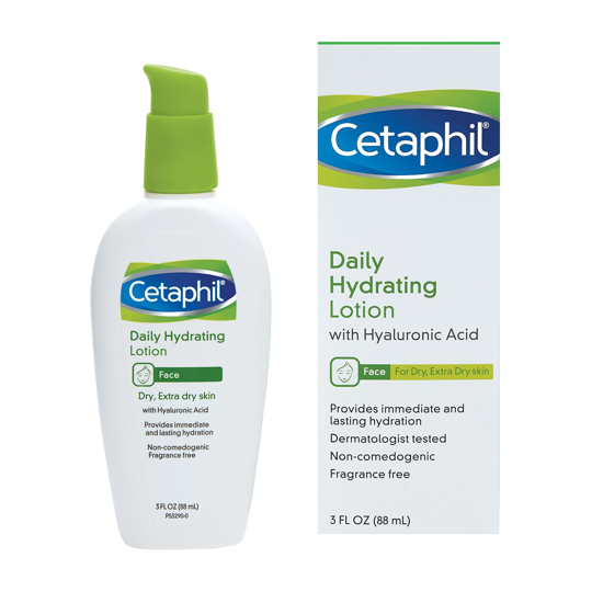 Picture of Cetaphil Daily Hydrating Lotion 88ml