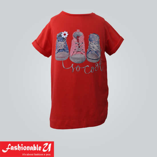 Picture of T-shirt - Red