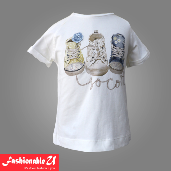 Picture of T-shirt - White