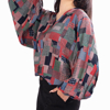 Picture of July Balloon Sleeved Blouse