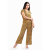 Picture of July Floral Crepe jumpsuit