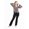 Picture of July Balloon Sleeve Georgette Shirt