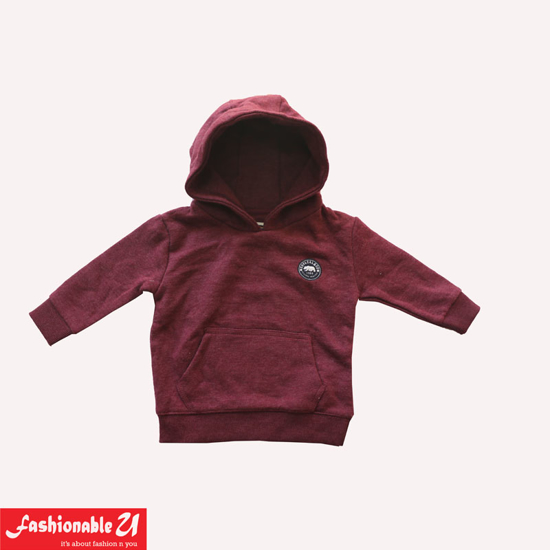Picture of Maroon Hoodie for Boys